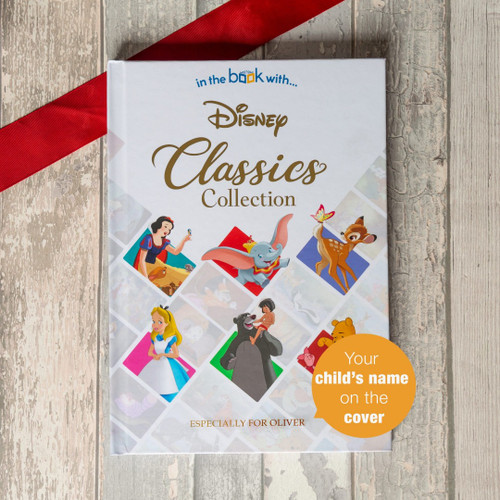 Disney Classics Collection  Personalised Storybook