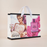 It's more than a gift bag, its elegance refined so your perfume continues to shine even in the bag.