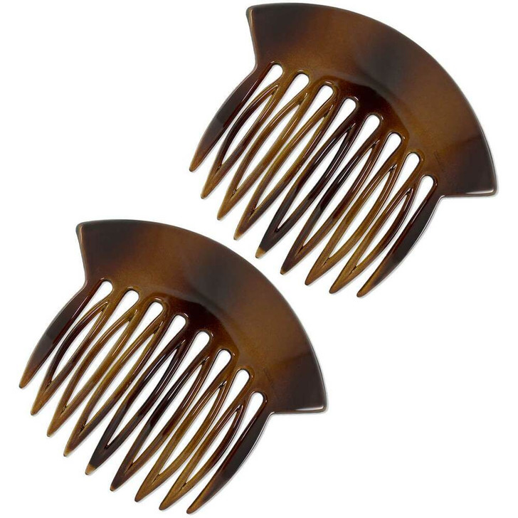 The Arch Side Hair Comb - Tortoiseshell