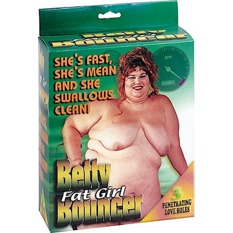 BETTY FAT GIRL BOUNCER