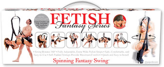 Fetish Fantasy Series Spinning Fantasy Swing