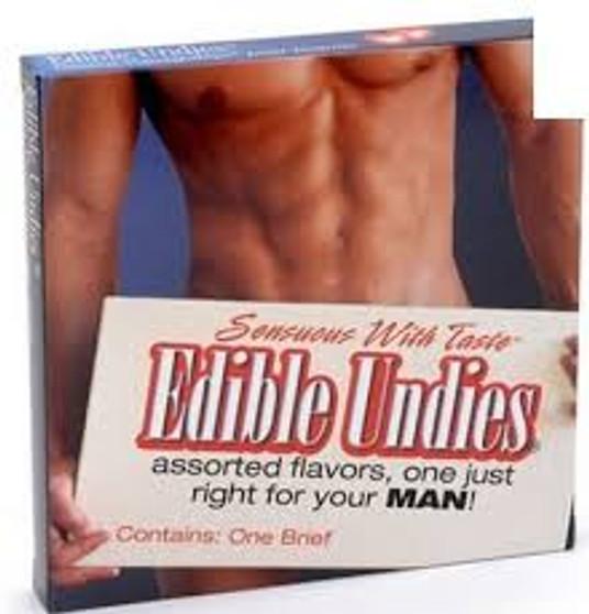 EDIBLE  UNDIES  MEN