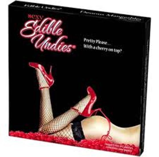 SEXY EDIBLE UNDIES