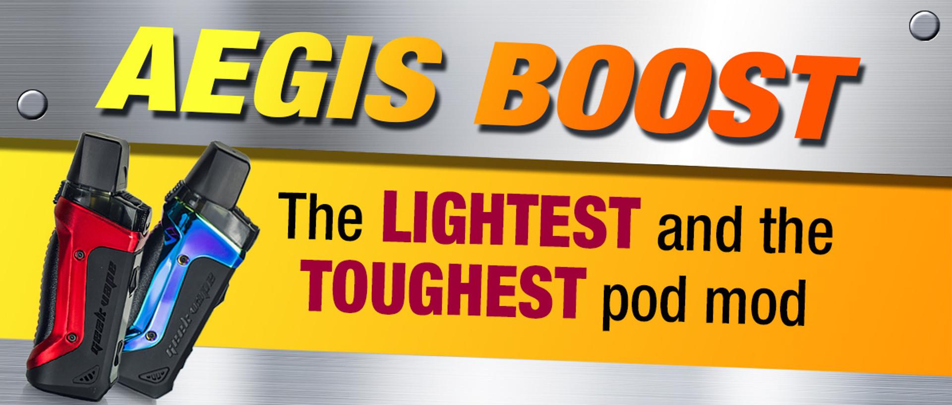 AEGIS Boost Pod Mod Starter Kit