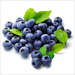 Blueberry Flavored E-Liquid  | Nevada Vapor - The Premium Choice