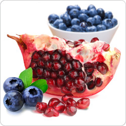 Blueberry Pomegranate (E-Liquid)