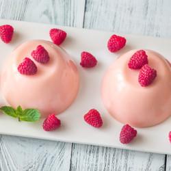Raspberry Bavarian Cream    Nevada Vapor - The Premium Choice