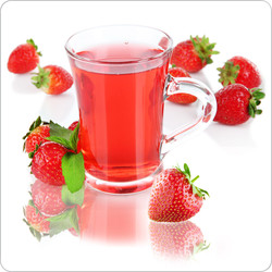 Strawberry Sweet Tea    Nevada Vapor - The Premium Choice