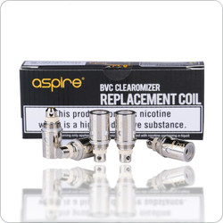 Clearomizer Replacement Head - Aspire - CE5-S BVC - Blister Pack