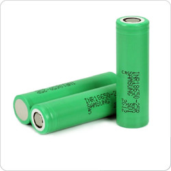 Battery - 2500mAh Samsung 25R - 20A
