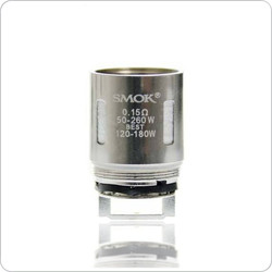 Clearomizer Replacement Head - SmokTech - TFV8 - V8-T8 Octuple Coil - 3 Pack