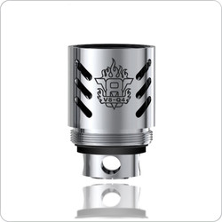 Clearomizer Replacement Head - SmokTech - TFV8 - V8-Q4 Quadruple Coil - 3 Pack