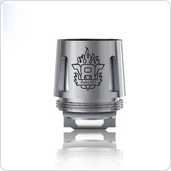 Clearomizer Replacement Head - SmokTech - TFV8 Baby Beast M2 - 5 Pack