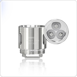 Clearomizer Replacement Head - Wismec - Gnome WM03 - 5 Pack
