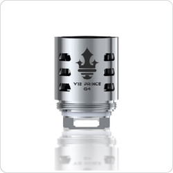 Clearomizer Replacement Head - Smoktech - TFV12 Prince - Q4 - 3 Pack
