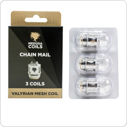 Clearomizer Replacement Head - Medusa - Valyrian Chainmail - 3 Pack