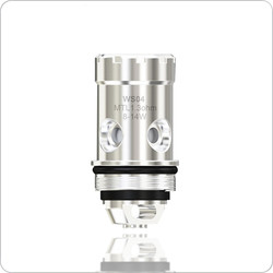 Clearomizer Replacement Head - Wismec - WS04 - MTL - 5 Pack