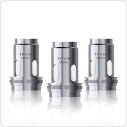 Clearomizer Replacement Head - SmokTech -TFV16 Dual Mesh Coil - 3 Pack