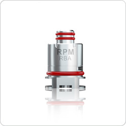 Replacement POD Coil - Smoktech - RPM Rebuildable Coil - RBA