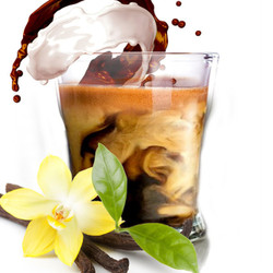 Creme Collection: Espresso with Vanilla Flavor Concentrate