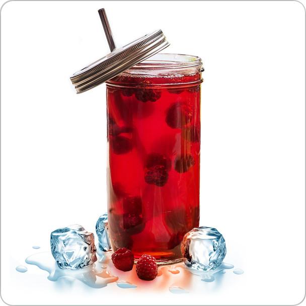 Sweet Tea: Raspberry Sweet Tea    Nevada Vapor - The Premium Choice