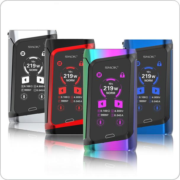 Personal Vaporizer E-Cig - Smoktech - Morph 219 - Device Only