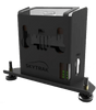 Metallic protective case for SkyTrak, also sold separately