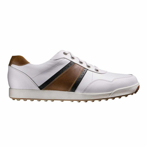 FootJoy Contour Casual Men's Spikeless Golf Shoes - MANUFACTURER CLOSEOUT 54309