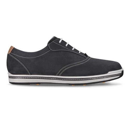 FootJoy Contour Casual Spikeless Golf Shoes - Charcoal