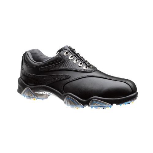 FootJoy SYNR-G Men's Golf Shoes - Black/Charcoal