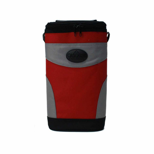 4-To-Go Beverage Cooler Golf Cart/Bag Attachment - Red
