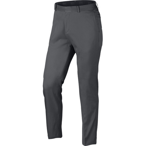 Nike New Flat Front Men's Golf Pants - Dark Grey