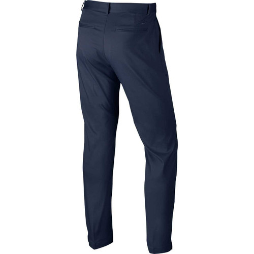 cc2a88bf4407 ... Nike New Flat Front Men s Golf Pants - Navy - Back