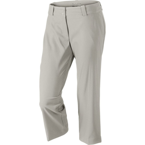 Nike Modern Rise Tech Women's Crop Golf Pants - Light Bone