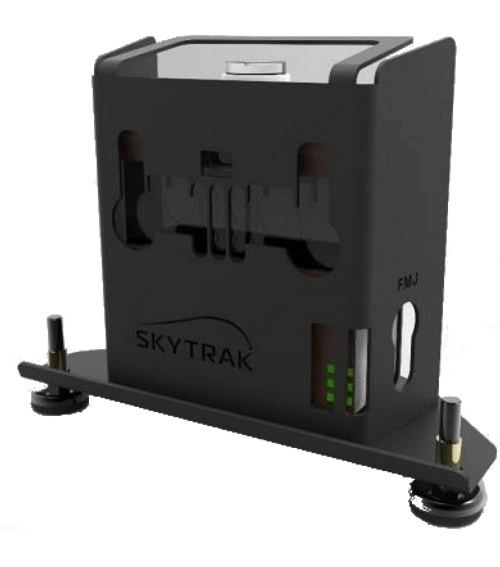 SkyTrak Protective Metal Case for SkyTrak Golf Launch Monitor