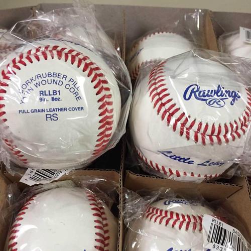 Rawlings Baseball- Official Little League Baseball - 2 dozen