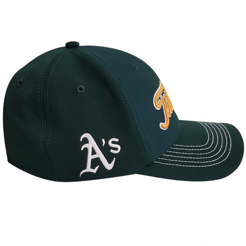 Titleist MLB Fitted Cap - Oakland Athletics Medium Large - Golfland ... 1bc5f31c4