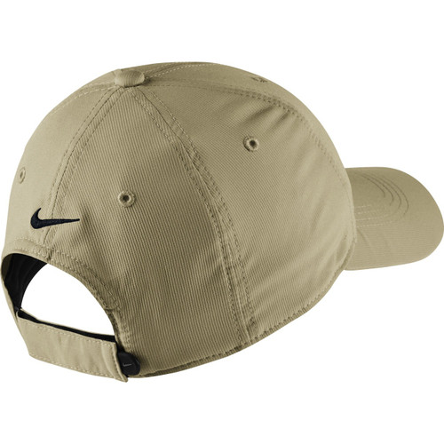 92e1edf85e480 Nike Golf Legacy 91 Tech Adjustable Hat (Dark Grey White) - Khaki Black