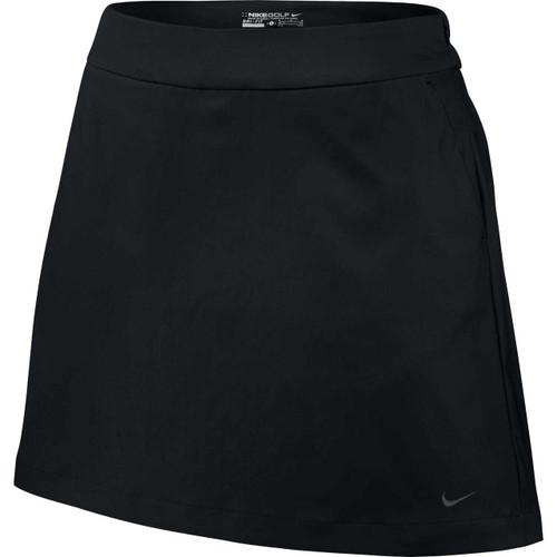 Black Nike Skort front