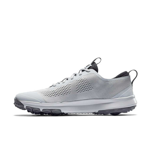 c8839a3ec0f55 ... Nike FI Bermuda Men's Spikeless Golf Shoe - Pure  Platinum/Anthracite/White - Reverse