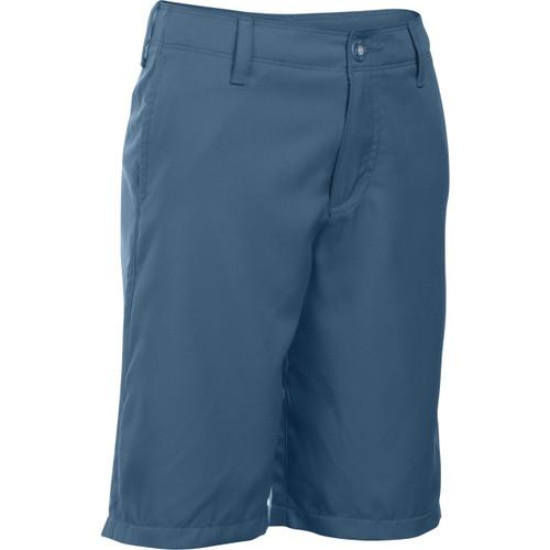 Under Armour Boys' Medal Play Shorts - Slate Blue