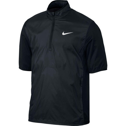 be87335a09d7 Nike Shield Men s Short Sleeve Golf Jacket. Nike. 79.99. SKU  833302  Gift  wrapping  Options available. Wolf Grey · Black ...