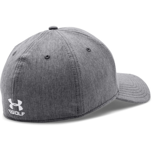 premium selection 155b7 8b53f ... low cost under armour golf mens official tour cap charcoal white 0dfeb  b9fa3