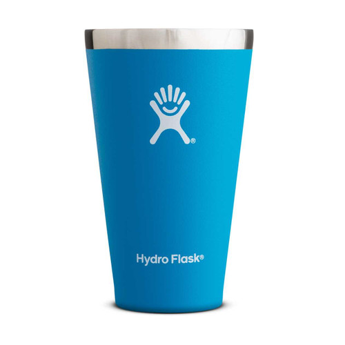 Hydro Flask 16 oz True Pint Insulated Glass - Pacific