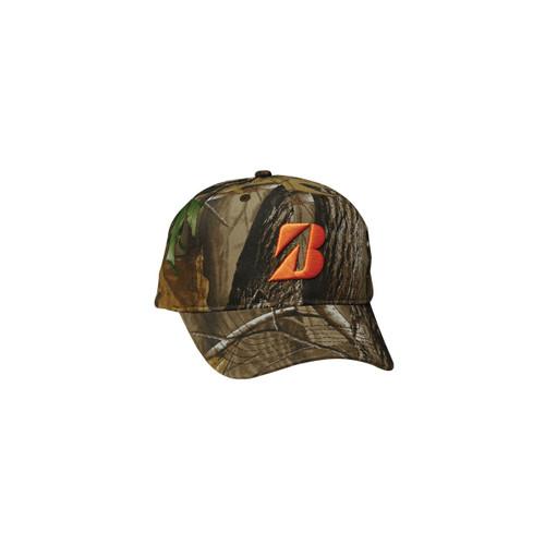Bridgestone Golf RealTree Adjustable Hat (w/ Orange Logo)