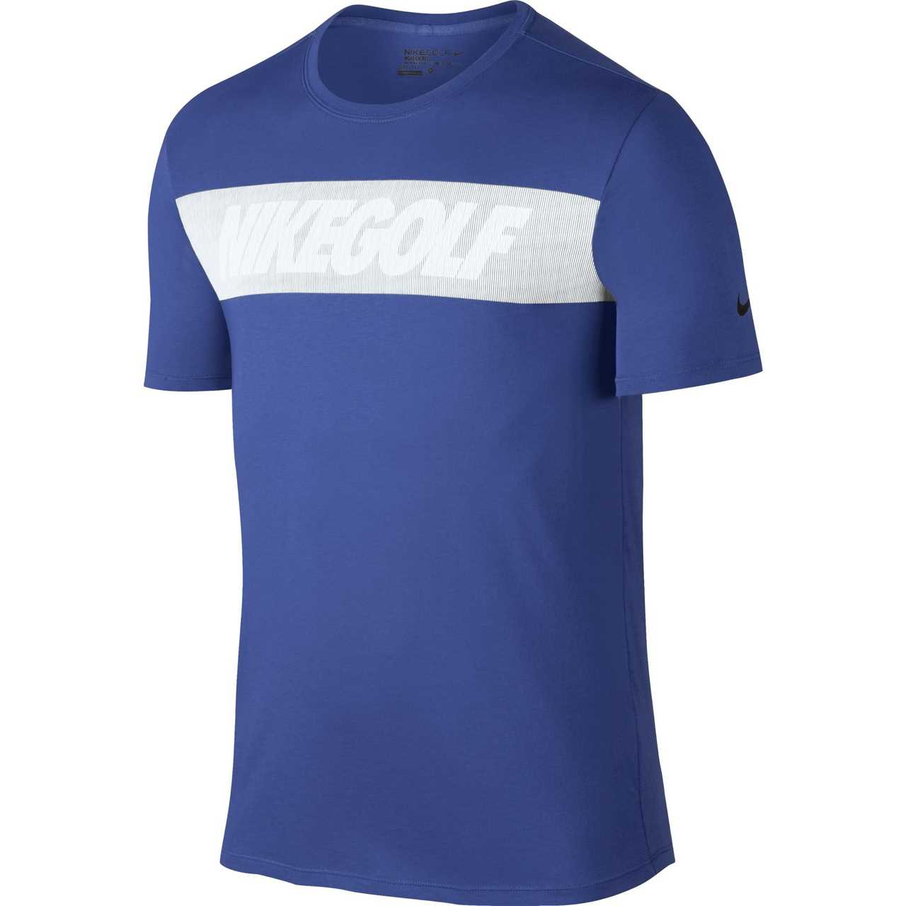 da625ed46 Nike Men's Graphic Golf T-Shirt - Game Royal - Golfland Warehouse
