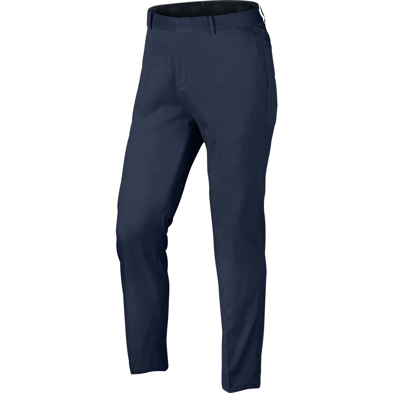 1ac2bbced6f2 Nike New Flat Front Men s Golf Pants - Navy