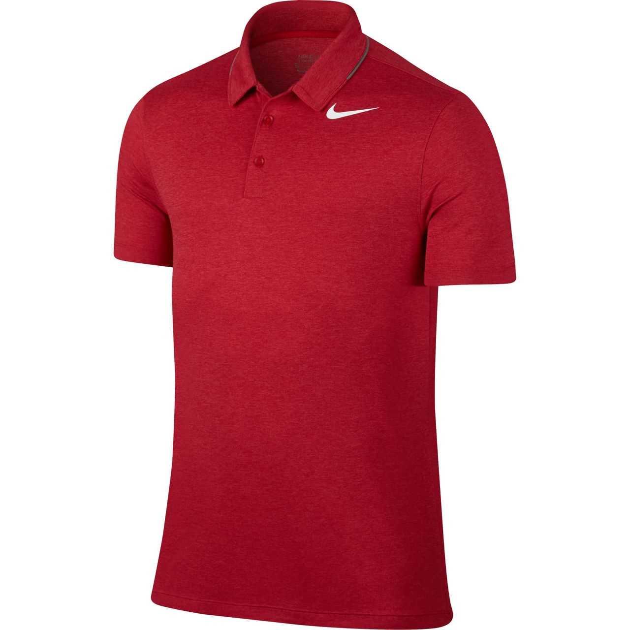 ee37cc70de Nike Breathe Men's Golf Polo - Red