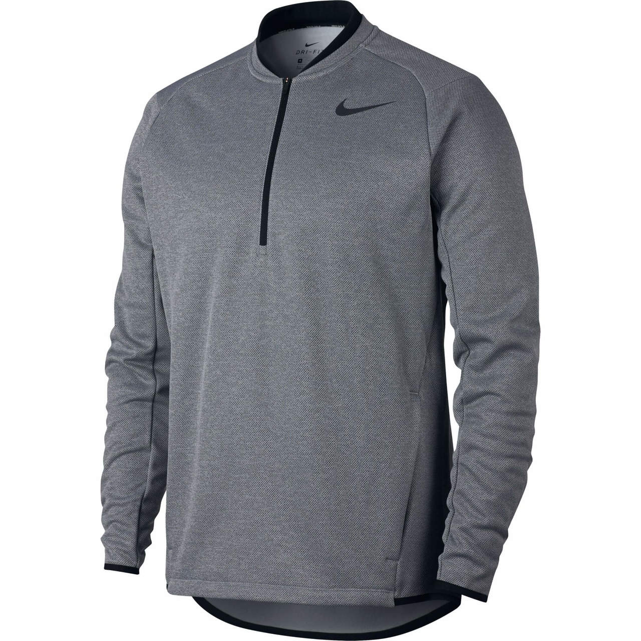 6c7f566f Nike Men's Therma Half-Zip Golf Top | Golfland Warehouse