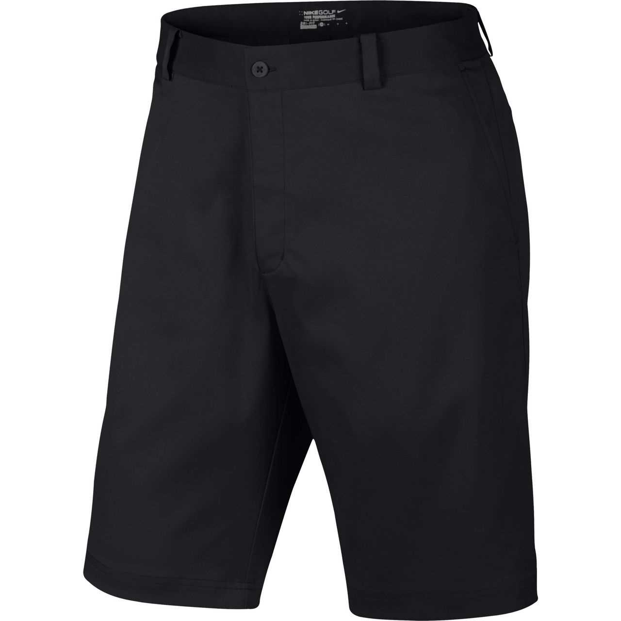 ecd32771cd Nike Men's Dri-FIT Flat Front Shorts - Black